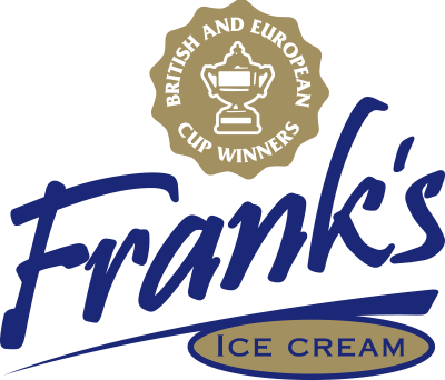 Frank's Ice Cream logo